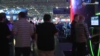 Bandai Namco - Standtour von der gamescom 2014