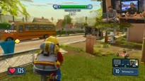 Gameswelt LIVE vom 21.08.2014 - Felix und Kuro zocken Plants vs. Zombies: Garden Warfare