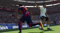Pro Evolution Soccer 2015 - Demo Release Trailer