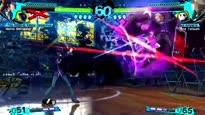 Persona 4 Arena Ultimax - Naoto Shirogane Character Trailer