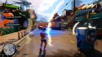 Gameswelt LIVE vom 30.10.2014 - Chris, Ilyass und Hoppi zocken Sunset Overdrive im Multiplayer