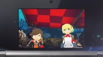 Persona Q: Shadow of the Labyrinth - Aigis Trailer
