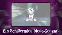 Pokémon X / Y - Schillernder Gengar Trailer