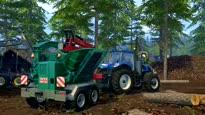 Landwirtschafts-Simulator 2015 - Woodcutting Trailer