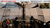GamesweltLIVE vom 17.11.2014 - Let's Play #002: Assassin's Creed: Rogue