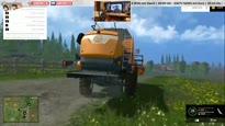 GamesweltLIVE vom 24.11.2014 - Landwirtschafts-Simulator 15