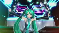 Hatsune Miku: Project DIVA F 2nd - Launch Trailer
