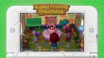 Animal Crossing: New Leaf - Ein Jahr voller Feste Trailer