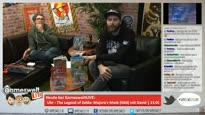 GamesweltLIVE - Sendung vom 25.11.2014 - Zelda-Tag