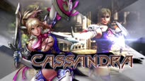 SoulCalibur: Lost Swords - Cassandra Character Trailer