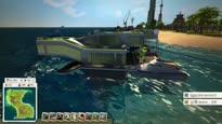 Tropico 5: Waterborne - Gameplay Launch Trailer