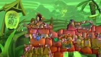 Worms Battlegrounds - Alien Invasion DLC Trailer