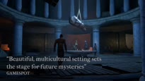 Dreamfall Chapters: The Longest Journey - Book #2: Rebels Trailer