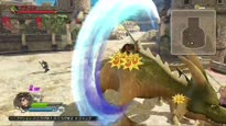 Dragon Quest Heroes - PS4 Gameplay Trailer (jap.)