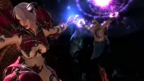 SoulCalibur: Lost Swords - Magic Knight Character Trailer