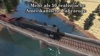 Train Fever - USA DLC Trailer