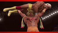 WWE 2K15 - Path of the Warrior DLC Trailer