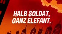 Tembo The Badass Elephant - Announcement Trailer