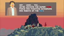 Super Time Force - More PlayStation Exclusive Characters Trailer