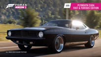 Forza Horizon 2 - Furious 7 Car Pack Trailer