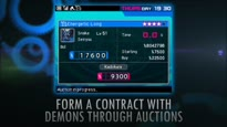 Shin Megami Tensei: Devil Survivor 2 - Record Breaker - Auctions Trailer