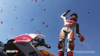 MotoGP 15 - Tracks Gameplay Trailer #2