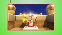 amiibo - Toad Supershow Trailer