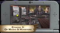 Monster Hunter 4 Ultimate - Mai DLC Pack Trailer