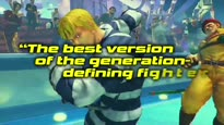 Ultra Street Fighter IV - PlayStation 4 Trailer