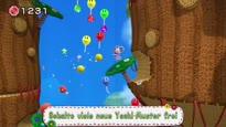Yoshi's Woolly World - Gameplay Trailer