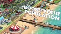 SimCity BuildIt - Beach Boardwalk Update Trailer