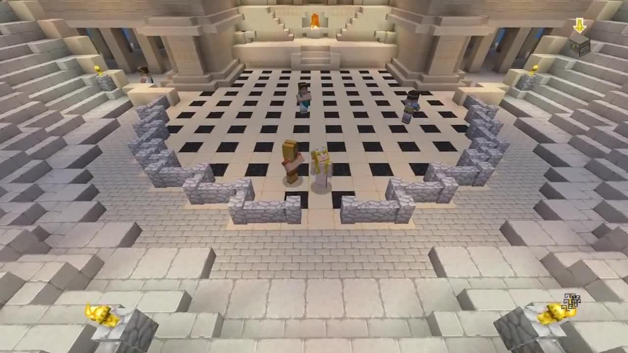 Minecraft   Greek Mythology Pack Trailer
