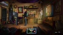 Baphomets Fluch: Der Sündenfall - PS4 Gameplay Trailer