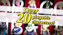 Dragon Ball Z: Extreme Butoden - Japan Expo 2015 Trailer