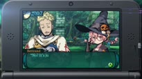 Etrian Odyssey 2 Untold: The Fafnir Knight - Betrand Trailer