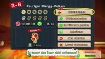 Yoshi's Woolly World - Power Badges Gameplay Trailer