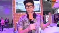 Bandai Namco Booth-Tour - Robin stellt euch den gamescom-2015-Stand vor