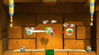 Yoshi's Woolly World - PAX Prime 2015 Trailer