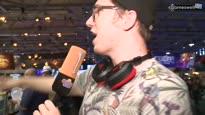 Konami Booth-Tour - Robin stellt euch den gamescom-2015-Stand vor