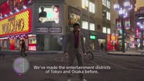 Yakuza 5 - Nagoshi & Yokoyama Video-Interview