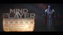 Sword Coast Legends - Mind Flayer Monster Showcase Trailer
