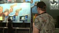 Deep Silver Booth-Tour - Robin stellt euch den gamescom-2015-Stand vor