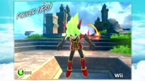 Rodea: The Sky Soldier - Wii Gameplay Trailer