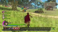 Dragon Quest Heroes - Combat System Trailer