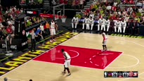 NBA 2K16 - Kuro-Guide: Teil #5 - Atlanta Hawks vs. L.A. Lakers
