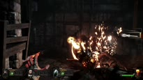Warhammer: The End Times - Vermintide - Bright Wizard Action-Reel Trailer