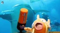 Paul Poppschutz und sein fliegender Zeitreisefisch Kappador - Folge #02 - Unter Wasser