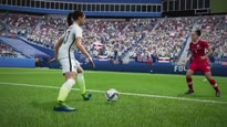 FIFA 16 - Alex Morgan vs. Kobe Bryant Trailer