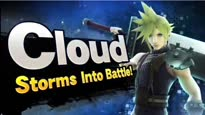 Super Smash Bros. für Wii U/ 3DS - Cloud Announcement Trailer