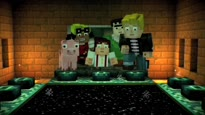Minecraft: Story Mode - A Telltale Games Series - Episode #3: The Last Place You Look Trailer
